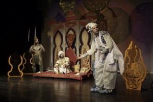 Predstava Aladin
